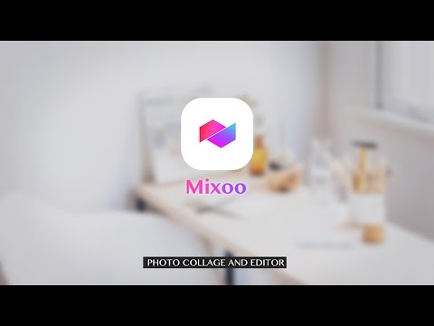 Mixoo - Popular Photo Collage and Editor