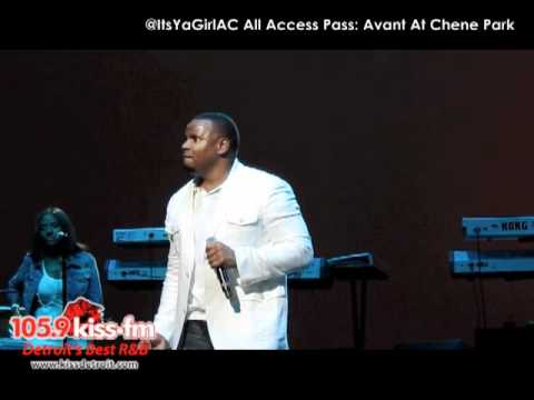 Avant Performs Don't Say No, Just Say Yes