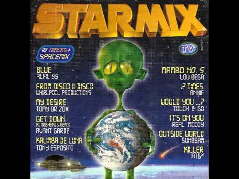 Sunbeam  Outside World Star Mix Vol 1