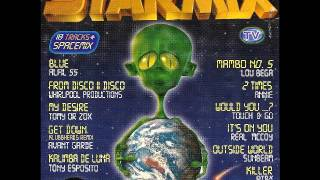 Sunbeam - Outside World (Star Mix Vol. 1)
