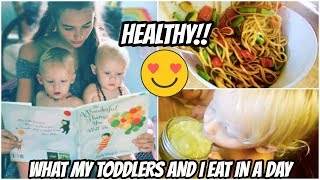 WHAT I EAT IN A DAY // HEALTHY TEEN MOM