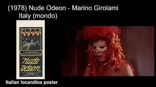 Italian Mondo / Shockumentary Movies: 1977-1978 ('Sexy Night Report', 'Addio Ultimo Uomo')