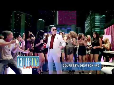 Pitbull Teams Up With Dr Pepper