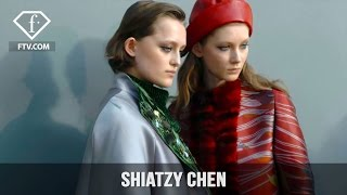 Paris Fashion Week Fall/WItner 2017-18 - Shiatzy Chen Trends | FTV.com