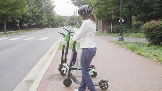 E-scooters in Montgomery County
