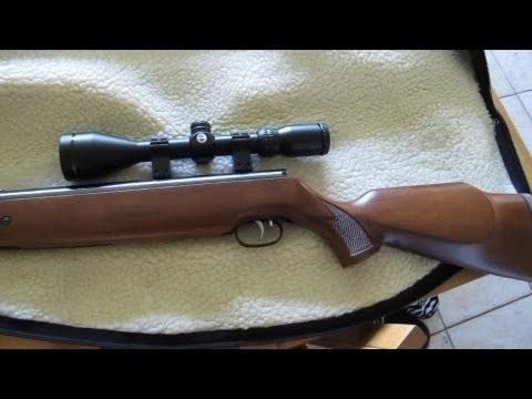 Weihrauch HW80K + Shooting - YouTube