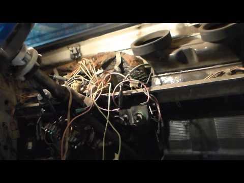 Установка аварийной световой сигнализации ВАЗ 2101-Классика.
