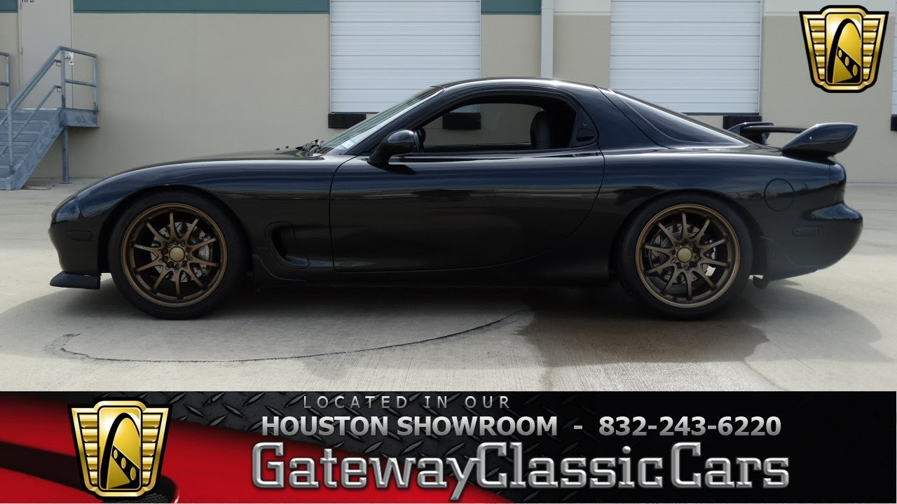 1993 mazda rx7 gateway classic cars of houston stock 460 hou youtube rh youtube com