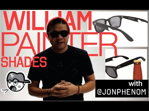 89646ec278 BOTTLE OPENING SHADES - WILLIAM PAINTER - PRODUCT REVIEW by  JonPhenom