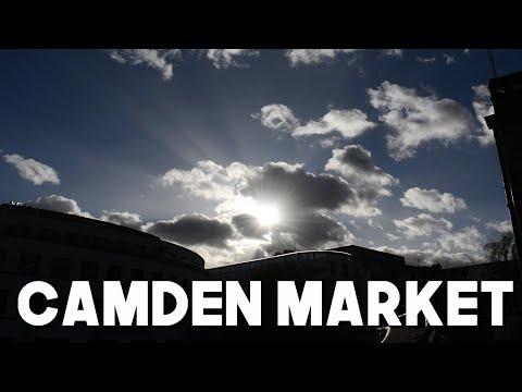 CAMDEN MARKET & MEER!   Engeland vlog 3 (end)