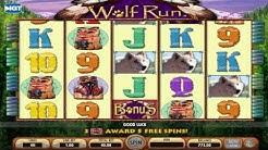 Kostenloser Wolf Run Spielautomat von IGT Video Vorschau | HEX