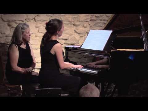 Maria Gabryś & Marie Waldmannová live in concert; Astor Piazzolla