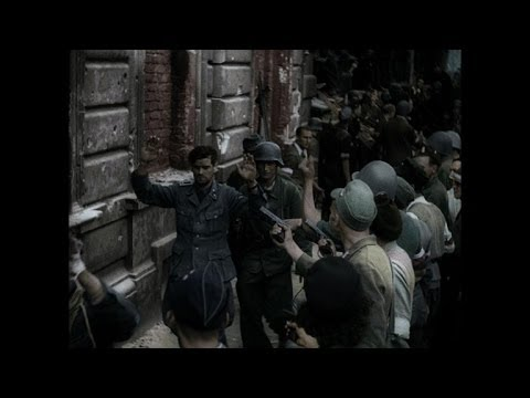 Warsaw uprising comes to life on the big screen