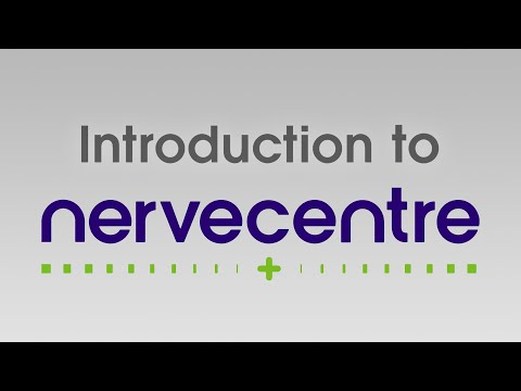 Introduction to Nervecentre
