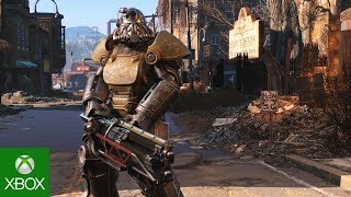Fallout 4 – Gameplay Accolades Trailer