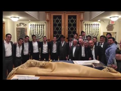 Yeshiva University Sephardim - End of the Year Video: 2016-2017