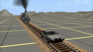 Trainz BTTF 3: Coming Soon! (Project Indefinitely On Hold)