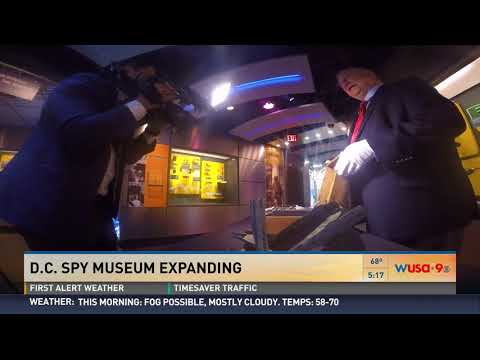 Spy Museum Getting 5,000 New Gadgets