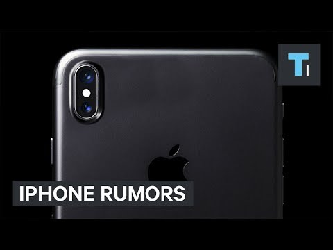 Everything we know about the iPhone 8 — including a total redesign
