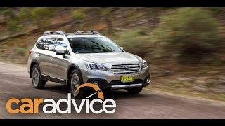 2015 Subaru Outback Review 2016 MY