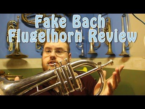 Review of a Fake Bach Flugelhorn
