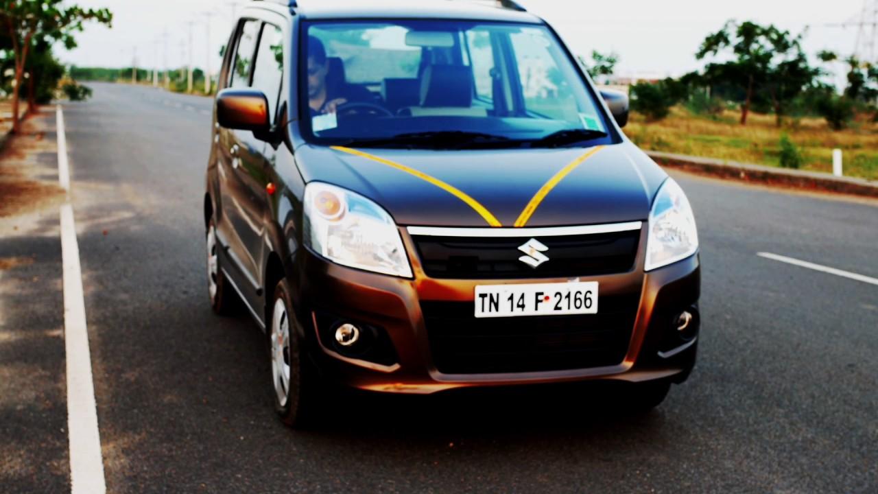 wagon r automatic 2016 auto gear shift  [ 1280 x 720 Pixel ]