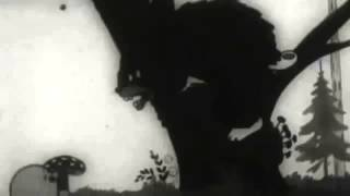 Мультфильм Колобок, 1936, Cartoon Gingerbread Man 1936