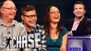 The Best Team the Governess Has Ever Faced? | The Family Chase