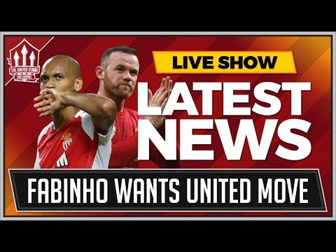 FABINHO To MANCHESTER UNITED! ROONEY BACKLASH! MUFC Transfer News