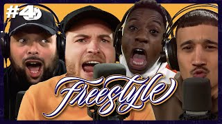Ta Joela verpest Qucee's freestyle | SUPERGAANDE FREESTYLE ft. Donnie
