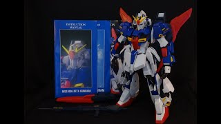 PG Zeta Gundam Review Part 3 (…