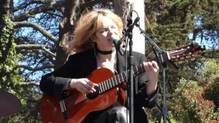"Jessica Pratt ""Greycedes"" Hardly Strictly Bluegrass 2015"