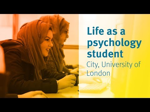 A Day in the Life of  a Psychology Student