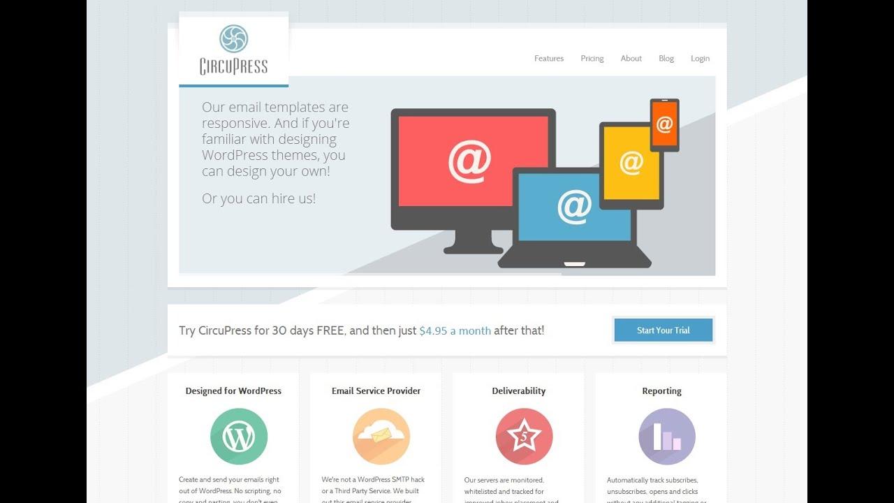 Introducing CircuPress - Your WordPress Email Service Provider | Marketing  Tech Blog