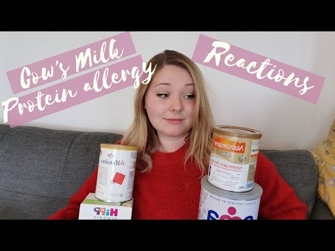 BABY FORMULA ISSUES | Cow's Milk Protein Allergy