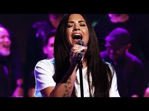 Demi Lovato - BEST VOCALS: Tell Me You Love Me (Live on Ellen)