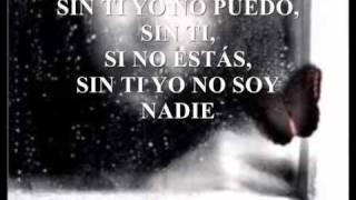 SENSE TU  (sin ti) TERAPIA DE SHOCK  SUBTITULOS EN ESPAÑOL
