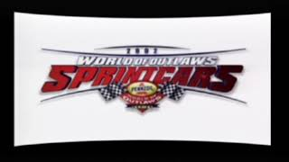 "[Ps2] Introduction du jeu ""World of Outlaws: Sprint Cars"" de Infogrames (2002)"
