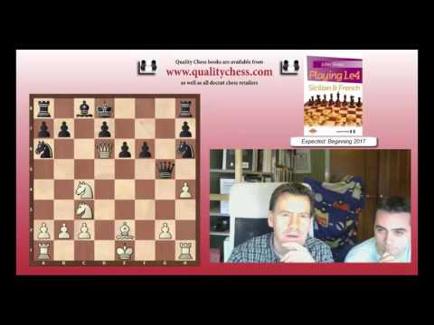 Quality Chess Vlog #4 - Lazy Opening Books and some Rapport magic!