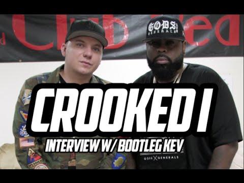 Crooked I speaks on Joe Budden/Drake Beef & Joe chasing down fans w/ Bootleg Kev