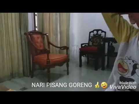 Video Lucu, Anak Kecil Nari Pisang Goreng - TANGGUH SATRIA PUTRA