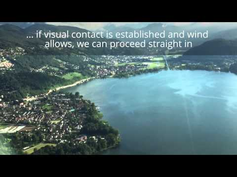 How To: CJ4 - Steep Approach into Lugano (LSZA)|Tutorial