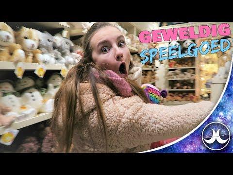 GROOTSTE SPEELGOEDWINKEL   Londen Vlog 1