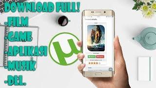 Cara Download Film Gratis di Android Menggunakan uTorrent!