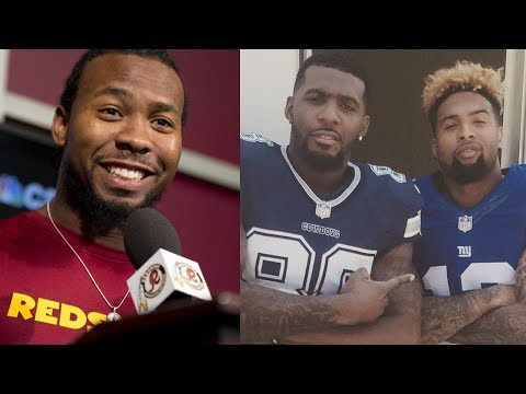 "Josh Norman THREATENS Odell Beckham Jr & Dez Bryant: ""There's Going to Be BAD Blood This Year"""