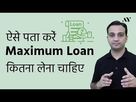 Maximum Loan (Eligibility) & EMI  - Home Loan, Car Loan, Personal Loan
