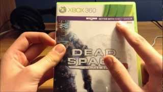 Unboxing | Dead Space 3 Limited Edition (X360)