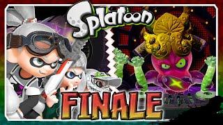 Splatoon Wii U - (1080p 60FPS) FINALE - Missions 24-27 & FINAL BOSS