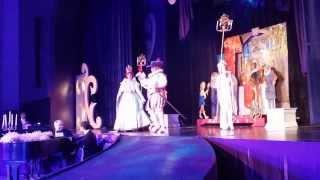 Returning Royalty: King & Queen XLV-Armeinius 2014 Ball