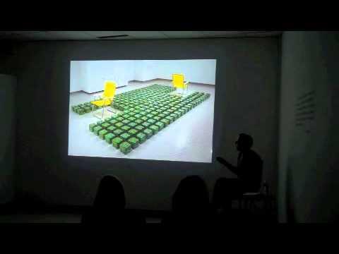 Artist Talk: MFA Mackenzie Browning